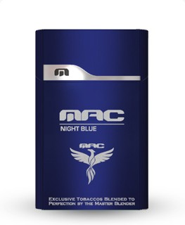 MAC Night Blue
