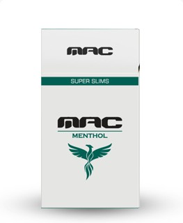 MAC Menthol Super Slims